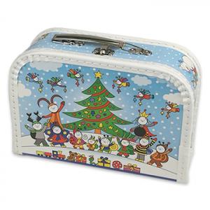 Bogyó és Babóca bőrönd - Karácsony