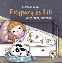 Pitypang és Lili - Jó éjszakát, Pitypang!